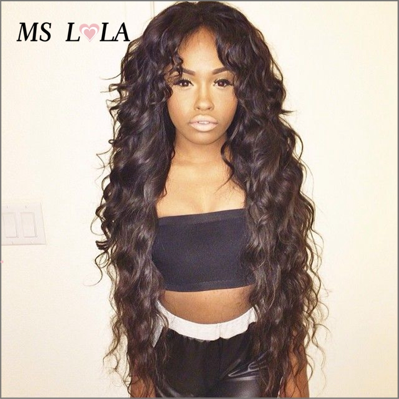 New cap style brazilian free shipping lace front human hair wigs machine made human hair wig for black women<br><br>Aliexpress