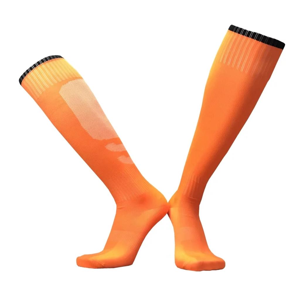 17 sport socks football soccer socks Cycling running men kids boys long towel socks basketball sox medias de futbol non-slip 1