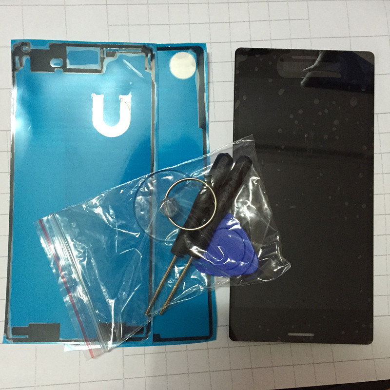For Sony Xperia M4 Aqua LCD E2363 E2303 E2353 E2333 Display With Touch Screen Digitizer Assembly +Tools Free Shipping<br><br>Aliexpress