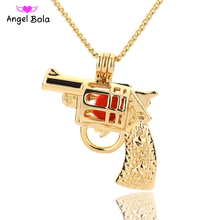 Angel Bola Jewelry Yoga Aromatherapy Essential Oils Surgical Perfume Diffuser Locket Necklace Drop Shipping L177