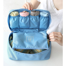Large Capacity Multi-function Womens Travel Bags Light Weight Pretty Style Nylon Carry on Bags Finishing package Wash Storage