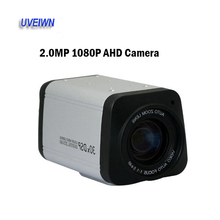 UVEIWN 30X Optical Zoom 2.0MP 1080P AHD Security CCTV Auto Focus Camera 30X Digital Color Zoom Came free shipping