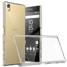 New Transparent Hard Plastic PC Clean Phone Cases Cover For SONY Xperia Z L36H Z1 Z3 Z4 Z5 Dual Premium Compact Bags Case Capa