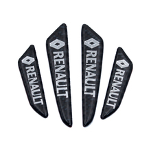 Car Door Protector Carbon Fiber Door Side Stickers For Renault duster megane 2 logan renault clio car-styling