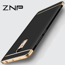 ZNP Luxury Shockproof Case Xiaomi Redmi Note 4 4X Hard Back Cover Cases Redmi Note 4X Redmi Note 4 Phone Case shell
