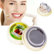 10g Pro Scouring Toothpaste Whitening Teeth Remove Smoke Tea Yellow Stains Plaque Teeth whitening Tooth Powder Tooth Beauty(China)