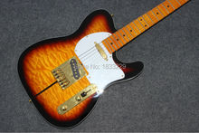 Vicers  Electric guitar/new TL tuff dog guitar/sunburst color /custom shop oem electric guitar/guitar in china