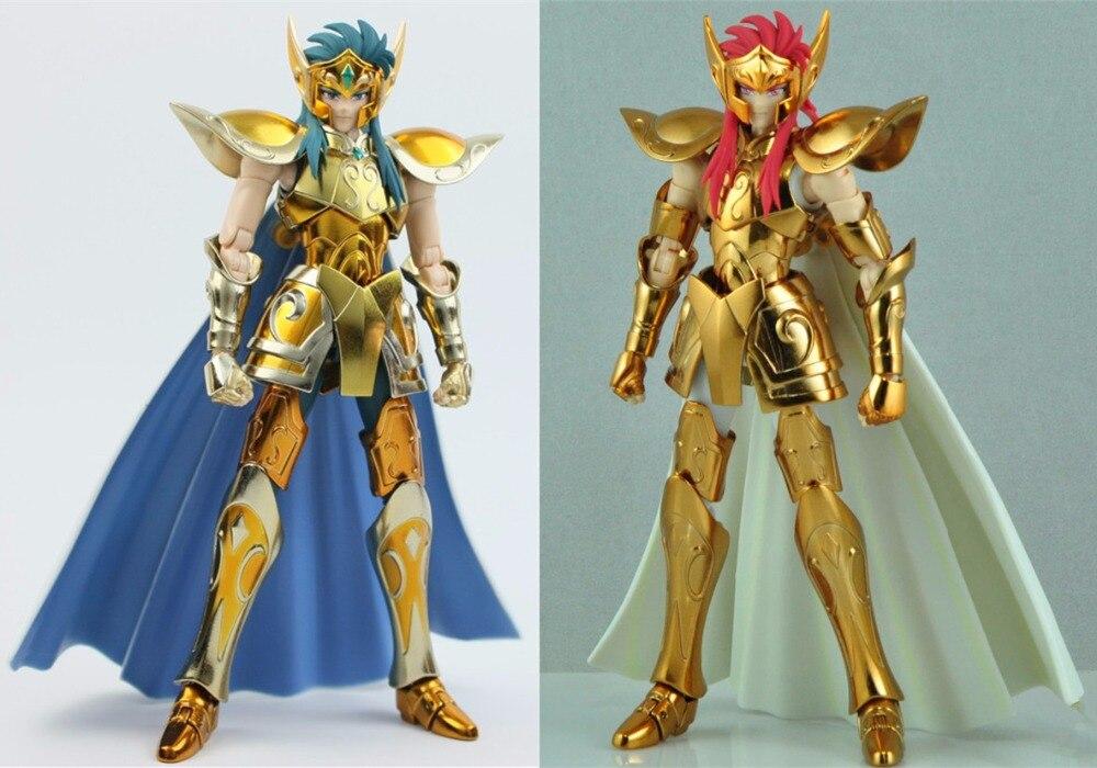 Toyzone Saint Seiya Cloth Myth EX Gold Aquarius Camus model metal cloth TV or OCE edition<br><br>Aliexpress