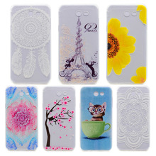 Phone Cover Case For Samsung Galaxy J5 2017 Soft TPU Silicone Cellphone Cases J520 J520F J520FM SM-J520F SM-J520FM/DS Covers