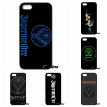 For Meizu M3 Lenovo A2010 A6000 S850 K3 K4 K5 K6 Note ZTE Blade V6 V7 V8 Art design Jagermeister Logo Beer cell phone case
