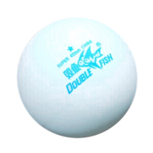 Super sell Generic 6 x 1 Plain White (logo free) Special Quality Table Tennis Balls. 40mm.(China)