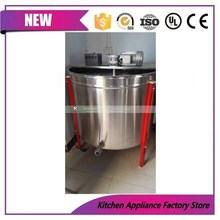 free shipping by sea 24 frames electric honey bee extractor popular sale(China)