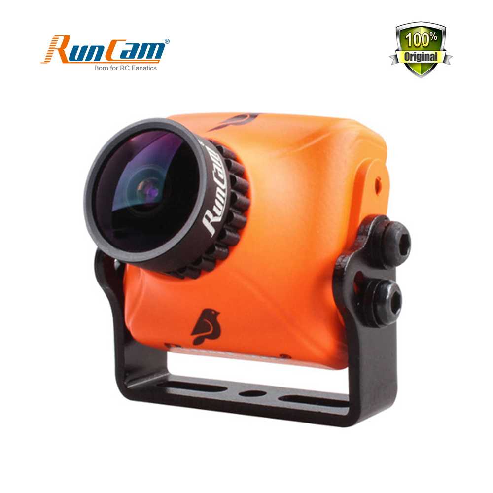 RunCam Sparrow WDR 700TVL 1/3 COMS 2.1mm FOV150 Degree 16:9 OSD Audio FPV Action Camera NTSC / PAL Switchable For FPV RC Drone<br>