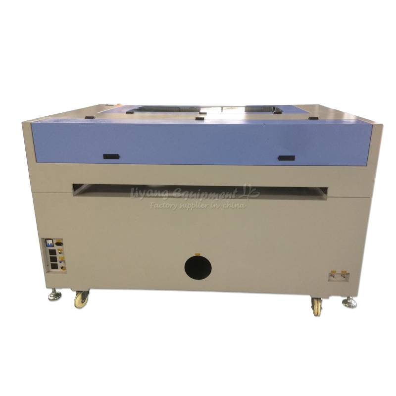 LASER 1390 PRO Metal cutting (8)