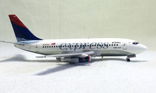 Aviation Delta 1: 200 Delta Air Lines Alloy model Boeing 737-200 N320DL Limited Collector Model