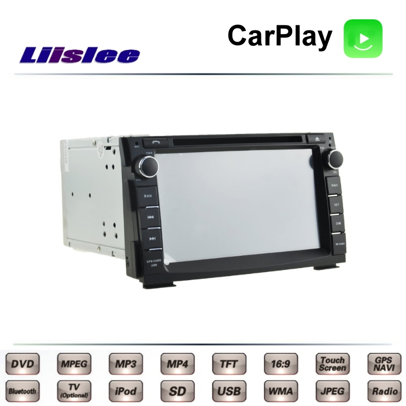 For KIA Ceed Cee\'d ED Pro 2006~2012 Car Multimedia TV DVD GPS Radio Carplay Original Style Navigation Liislee Advanced Navi 1