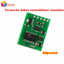 50pcs/lot Factory Price  For Yamaha immo immobilizer Emulator for Yamaha bikes, Motorcycles, scooters auto diagnostic tool