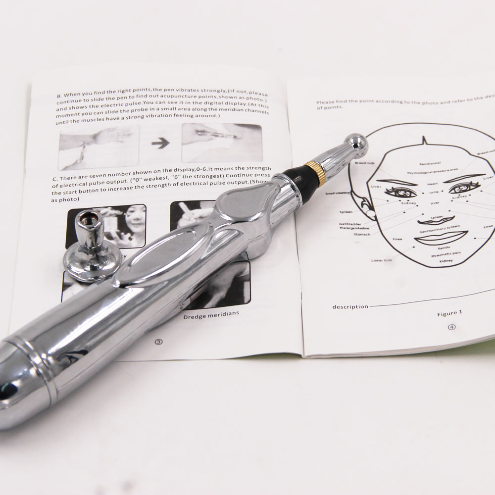 Acupuncture Biotechnology Massage Therapy Pen
