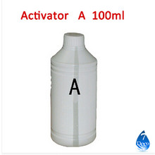 Activator A 100ml for Water Transfer Printing Film/trigger for hydrographic film(China)