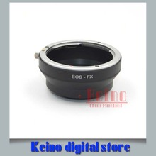 Lens adapter for Canon EOS EF mount lens to for Fujifilm Fuji X-Pro1 XPro1 X Pro 1 FX Camera Adapter
