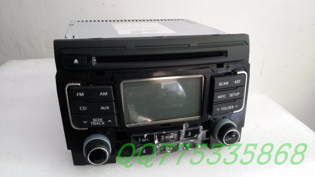 forHyundai Sonata car CD player, CD player, support CD/MP3/FM/USB/AUX s modern foundry<br><br>Aliexpress