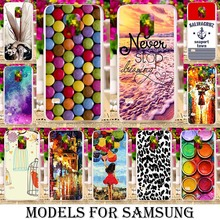 Soft TPU Hard Plastic Painted Mobile phone cases for Samsung Galaxy S3 S4 S5 Mini G800 I8190 I9190 cover Skin Shell Pattern bags
