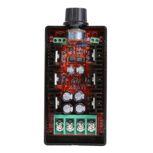 DC10-40V 40A PWM DC Motor Speed Control Board Module 1600W 120 X 55 X 40mm(China)