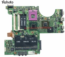 Classy Motherboard For Dell M1530 Laptop with Socket mPGA478MN Chipset SLA5Q PN CN-0MU715 DDR2 100% Fully Tested(China)
