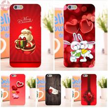 EJGROUP Soft TPU Silicon Phone Case Cover Happy Valentines Holiday Events For Apple iPhone 6 6S 4.7 inch(China)