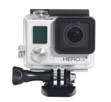 Go pro Accessories For Gopro Waterproof Housing Case Mount Hero 3 plus for Gopro Hero3+ 3 4 Camera Mounting
