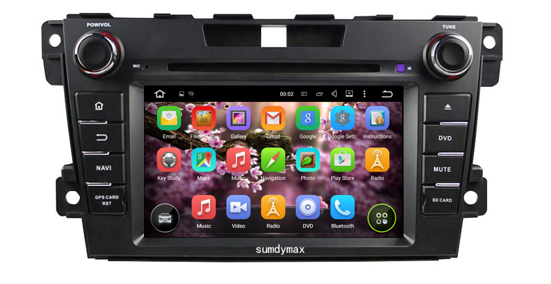 bose car stereo. 7inch two din android 5.1.1 car multimedia player for mazda cx-7 stereo bose a