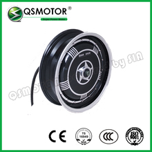 13inch 8000W Single Shaft 273 50H V3 72V 10kW 10000W 20kW Peak Brushless DC Electric Scooter Wheel Hub Motor