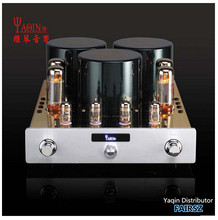 YAQIN MC-10T EL34 x 4 Class A Valve Tube amplifier Integrated ultra-linear push-pull tube pre-amplifier HiFi 110V/220V/230V/240V