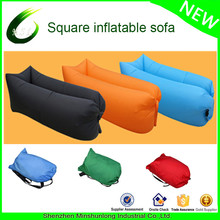 camping equipment lazy bag air lounger Inflatable Lounge Bag Hammock Air Sofa and Pool Float Ships Fast  Indoor Outdoor Hangout