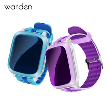 Original DS18 Kids Baby Smart Watch Safe Phone GPS+Wifi+SOS Call Tracker Children Watch Anti lost Support SIM Card for Children