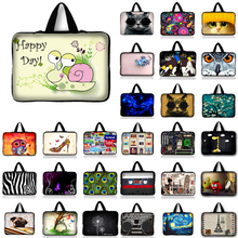 Notebook Case Sleeve Laptop PC Bag For 8 10.1 12 13 13.3 15.4 15.6 17.3 inch Mini Computer For Macbook Asus Acer HP Lenovo Dell(China)