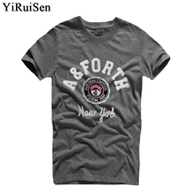 Buy 2018 Fashion 3XL 100% Cotton Short Sleeve O-neck Mens T Shirts Casual T Shirt Tee Tops Camisetas Masculinas Tshirt Homme. D010 for $10.32 in AliExpress store