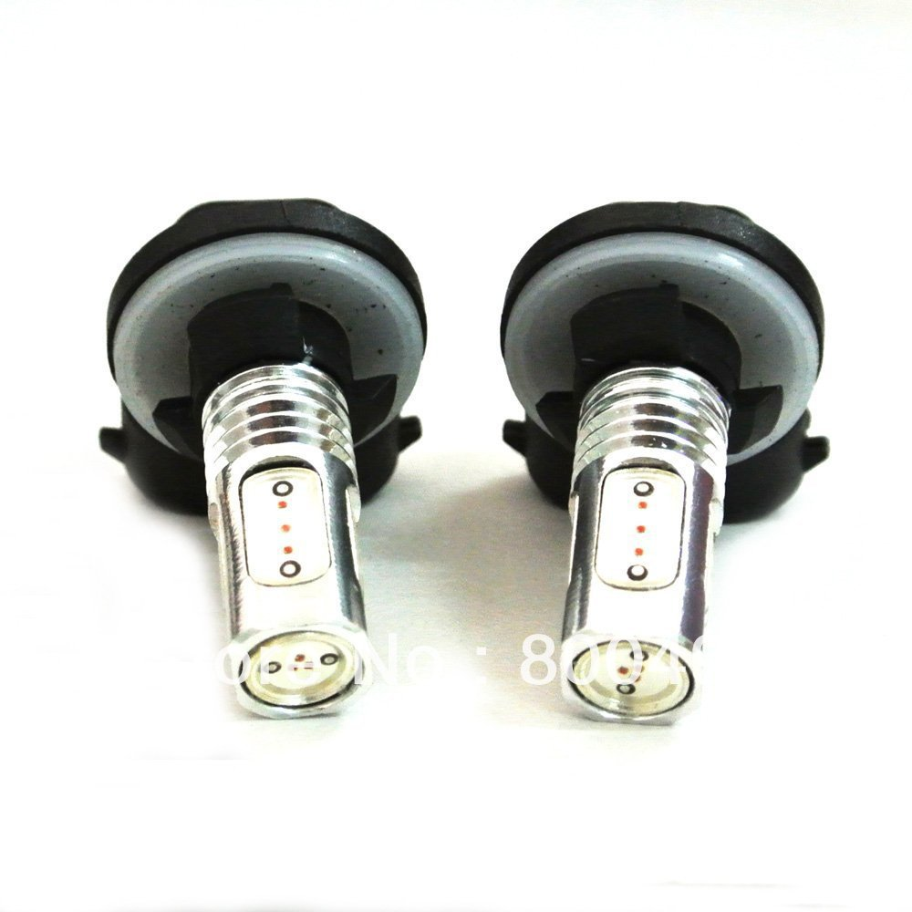 2 x 881 H27W/2 PGJ13 6W  High Power Auto LED Headlight Fog Light Bulbs for BMW VW Ford Toyota Honda Lada<br><br>Aliexpress