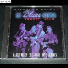 BINYEAE- new CD seal: S.F. Blues Guitar Summit, Vol. 2 US version CD light disk [free shipping]