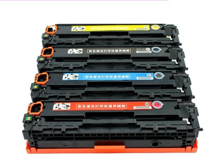 For HP CE320A CE321A CE322A CE323A toner cartridge for HP Color LaserJet CP1525n/CP1525nw/Pro CM1415/CM1415fn Laser printer<br><br>Aliexpress