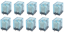10Pcs Relay Omron LY2NJ 220/240V AC Small relay 10A 8PIN Coil DPDT