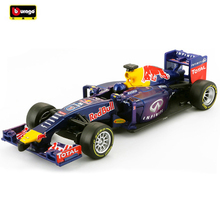 1:32 Burago Diecast AMG Team Metal Model F1 Car Red Bull Team NO.1 Toys Decoration Vehicle Model Hamilton Rosberg Collection(China)