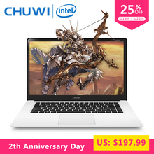 CHUWI LapBook 15.6 inch FHD Screen Notebook Intel Cherry Trail Z8350 Quad Core Windows 10 4GB RAM 64GB ROM 10000mAh Laptop HDMI