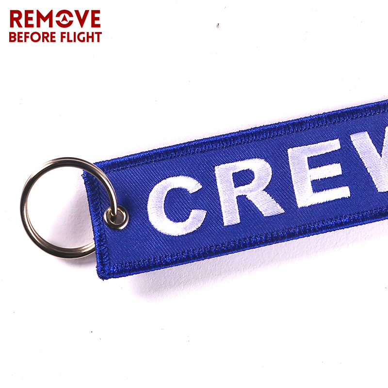 CREW KEY CHAINS BLUE7
