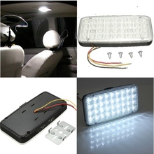 Hot White 12V 36 LED Car Truck Auto Van Vehicle Ceiling Dome  Indoor Roof Interior Light Lamp DC Universal Car Styling