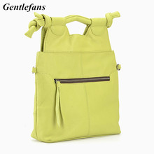 Gentlefans Hot sale neon yellow bags vintage handbag plaid shopping bag large checked violet leather handbag fold cover bag