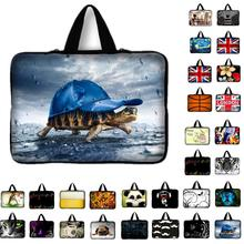 7 10 11.6 13 14.4 15 17 Neoprene Laptop Bag Tablet Sleeve For Notebook Computer Bag 13.3 15.4 15.6 17.3 For Macbook Air / Pro