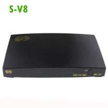 Original V8 V8S SV8 HD DVB S2 Satellite Receiver Support CCcam NEWcam MGcam USB WiFi WebTV Youporn DVB-S2 Decoder Set Top Box