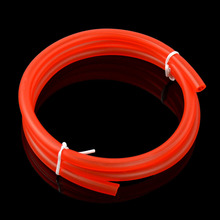 1m High Quality Vacuum Food Grade Red Rubber Tube Water Air Pump Hose Pipe
