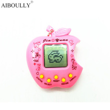 2016 Virtual Cyber Digital Pets Electronic Tamagochi Pets 168 pet in 1 Funny Toys Handheld Game Machine For Gift